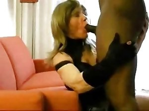 Interracial TGirl Compiliation